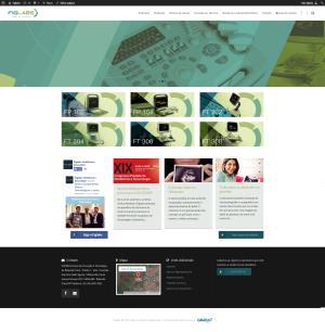 Colaboração: Agência 6P Diretor de Arte: Jorge Curti Redação Luis Gustavo Fiali Desenvolvimento: DekWilde  Tecnologia; Wordpress